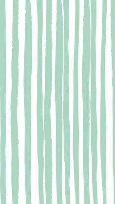 Preppy Original iPhone wallpaper: Mint Stripes - wallpaper a Iphone Wallpaper Preppy, Original Iphone Wallpaper, M Wallpaper, Cute Wallpaper Backgrounds, Aesthetic Iphone Wallpaper, Wallpaper Downloads, Phone Backgrounds, Pattern Wallpaper, Cute Wallpapers