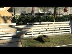Iron Sliding Gate Pasadena | Mulholland Security | 1-800-562-5770 - YouTube