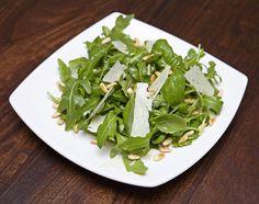Basilikum – Rucola – Salat