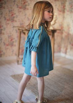 By Niné dresses for girls summer 2018