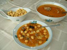 Rozi erdélyi,székely konyhája: Gyergyócsomafalvi poéka leves