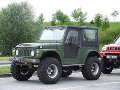 Suzuki LJ 80 #9
