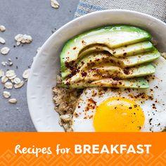 40 Ideas For Brunch Ideen Avocado Easy Brunch Recipes, Healthy Brunch, Great Recipes, Breakfast Recipes, Breakfast Sandwiches, Brunch Casserole, Casserole Recipes, Avocado Recipes, Healthy Recipes