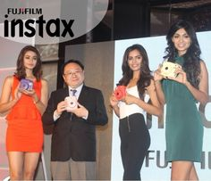 Instant clicking is fun, tells us what you love the most about Fujifilm Instax Camera. #swag