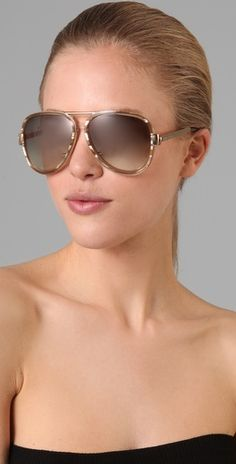 Marc Jacobs Sunglasses  Aviator Sunglasses  Style #:MJSUN40009