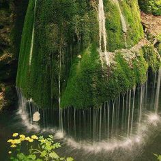 Waterfall in Erdély,Hungary