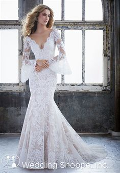 Mori Lee Bridal Gown Kendall / 8221
