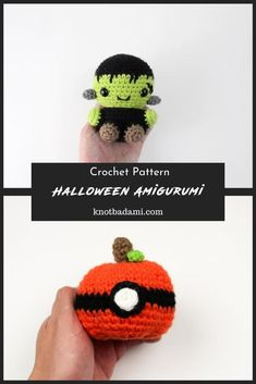 Be your own scientist and make your own frankenstein's monster! Get started with amigurumi with this crochet pattern. Create your own cute crochet frankenstein doll with this easy crochet pattern. Cute and kawaii, this basic and beginner friendly DIY project is perfect for any crocheter that loves halloween and spooky season. This stuffed toy amigurumi is perfect for home decor. Easy and free stuffed animal plushie filled monster plushie that can be made quickly and easily. Cute Crochet, Crochet Dolls, Crochet Hats, Big Twist, Sewing Stitches, Easy Crochet Patterns, Learn To Crochet, Yarn Needle, Stitch Markers