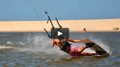 How to do the Darkslide - Kiteboarding, Kitesurfing An instructional with speech, text and slowmotion video... Check out more trickvideoes at www.kite-skills.com.…