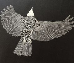 Elaborate Hand-Cut Paper Illustrations Filled with Breathtaking Detail - My Modern Met