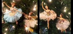 Do you have a Ballerina at home? Stop by Sophia's to add a Ballerina ornament to your tree! We carry several different styles to add a unique touch to your tree. ‪#‎xmastree‬ ‪#‎ornaments‬ ‪#‎ballerinas‬