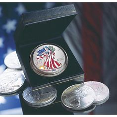 Complete Eisenhower Dollar Collection from Ginnys For Hubby
