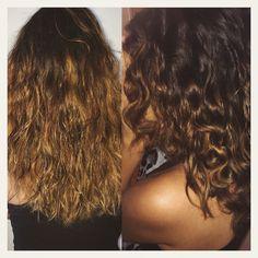 Modelo : mi Hermana  Realizado por NAD.  Método natural sin calor   #haircare #hairstyle #curlyhair #curls #flexirods #afterbefore #instabeauty #instahair #stepbystep #likeforlikes #likes #instagram #moda #like4like