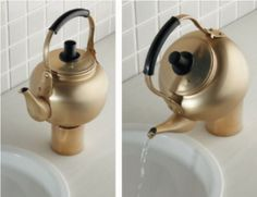 Whimsical Faucet Designs for Every Home
