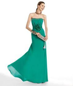 TAISA  Green #EveningWear Bridesmaid dresses Evening Dresses www.finditforweddings.com