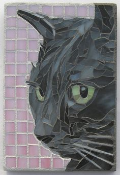 Love the subtle beauty of this one. And bravo on cutting the whiskers!
