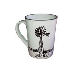 Coffee Mug - Windmill - Limited Edition Green Park, Windmill, Coffee Mugs, Vans, Tableware, Dinnerware, Coffee Cups, Van, Tablewares