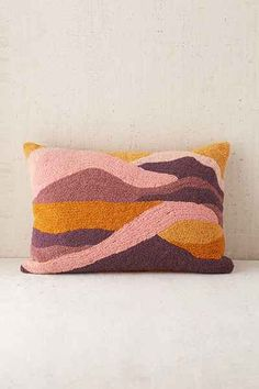 "Assembly Home Mehno Bolster Pillow - Urban Outfitters, 14""l x 20""w, $59"