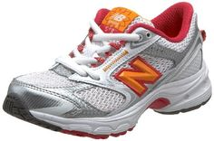 Save $ -0.049999999999997 order now New Balance Kids' KJ553 Lace-Up Runnin