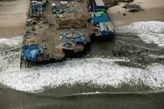 Paula Nelson Documents The Aftermath of Hurricane Sandy