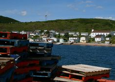 English Harbour West by Product of Newfoundland, my Gram's hometown