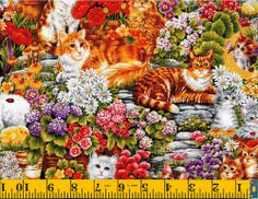 Furry Friends KItty Cats Kitten all over cotton quilt fabric Fabri-Quilt Kitty Cats, Cats And Kittens, Fancy Dress Online, Prince Charming Costume, Cat Fabric, Halloween Fancy Dress, Cotton Quilts, Adult Costumes, Fabrics