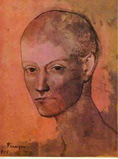 Pablo Picasso 1905