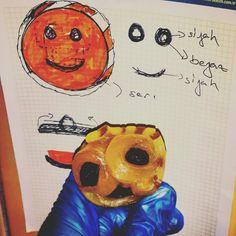 "#smile #emoji #gülensurat #yellow  ・・・ ""Sanatın Şeker Şekli"" #sanatınşekerşekli #sanatinsekersekli #candyhouse #candyhousetr #candy #house  #sanat #şeker #şekil  #the #art #shape www.candyhouse.com.tr"