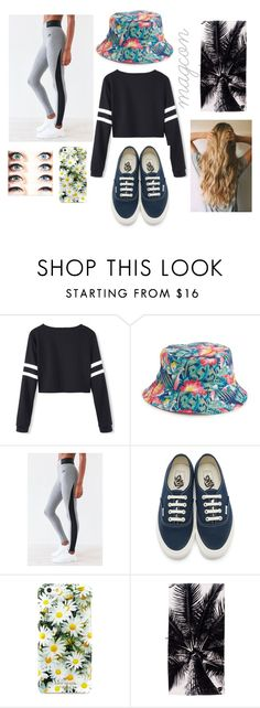 """Annabella's Six Flags"" by emmagrayy on Polyvore featuring Amici Accessories, NIKE, Vans and Kate Spade"