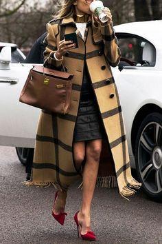fall coats for women casual Fashion Mode, Look Fashion, Womens Fashion, Fashion Trends, Fall Fashion, Fashion 2016, Fashion Stores, Mode Outfits, Winter Outfits