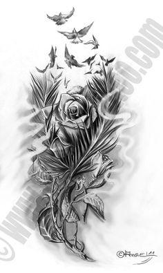 tattoo tattoo pinterest tattoo ideen tattoo vorlagen und vorlagen. Black Bedroom Furniture Sets. Home Design Ideas