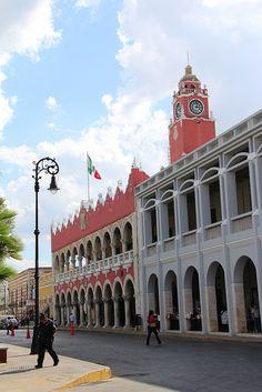 Centro de la Ciudad - Merida, Mexico