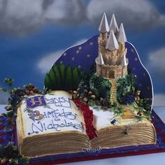 Styrofoam Cinderella Castle #8 | CaljavaOnline