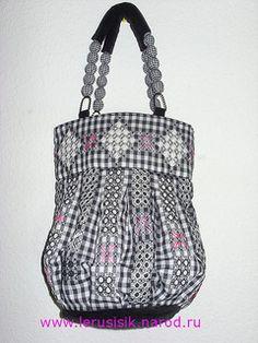Broderie Suisse Bag