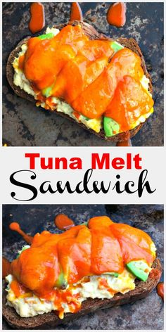 Factors You Need To Give Thought To When Selecting A Saucepan Tantalizing Twelve Minute Tuna Melt Recipe - Clean Eats, Fast Feets Tuna Melt Sandwich, Tuna Melts, Best Vegetarian Recipes, Healthy Recipes, Healthy Meals, Delicious Recipes, Wrap Recipes, Entree Recipes, Easy Family Meals