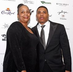 Nelly and Mom