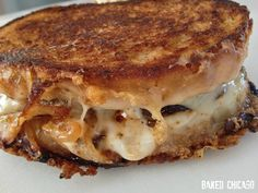 A turkey burger crossed with grilled cheese, Classic Ranch Patty Melt, can't be beat.