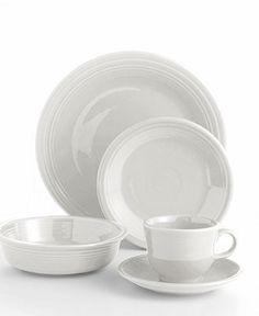 Fiesta Dinnerware, 5 Piece Place Setting - Casual Dinnerware - Dining & Entertaining - Macy's