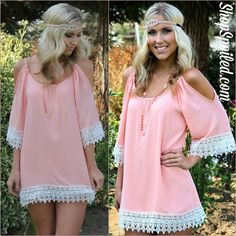 This is cute... but I would wear it with Capri's.