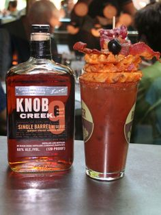10 Bloody Delicious Bloody Marys: Meat 'n Potato Bloody Mary