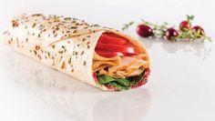 Twisted Turkey Wrap