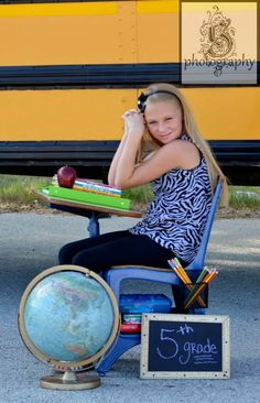 Sanford Photography Back To School Mini Session