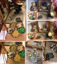 """Exploring vintage scales - from Rachel ("""",) Learning Spaces, Learning Environments, Play Spaces, Reggio, Castles Topic, Heuristic Play, Childcare Rooms, Early Years Maths, Vintage Scales"""