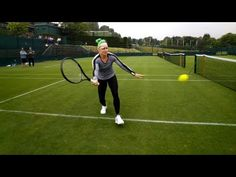 Meet pro WTA tennis player and Bethanie Mattek-Sands as she prepares for She uses to organize her busy life off the court, and get a new perspective on her game. Wta Tennis, Tennis Bag, Tennis Rules, Tennis Tips, Gael Monfils, Tennis Videos, How To Play Tennis, Steffi Graf, Girly
