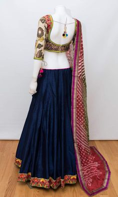 CHANIYACHOLI 2018 Cotton Lehenga, Lehenga Gown, Lehnga Dress, Dress Indian Style, Indian Dresses, Indian Outfits, Lehenga Designs Simple, Choli Designs, Beautiful Dress Designs