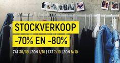 Sawadi Stockverkoop -- Lier -- 30/09-08/10