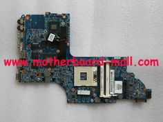 Replacement for HP 682040-001 Laptop Motherboard