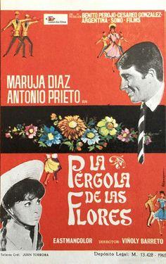 LA PÉRGOLA DE LAS FLORES- MARUJA DIAZ- ANTONIO PRIETO- SIN PUBLICIDAD - Foto 1