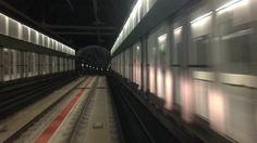 Tubo, Metro, Metrô, Subterrânea