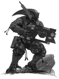 Warhammer 40000,warhammer40000, warhammer40k, warhammer 40k, ваха, сорокотысячник,фэндомы,Tau Empire,Tau, Тау,Pathfinder
